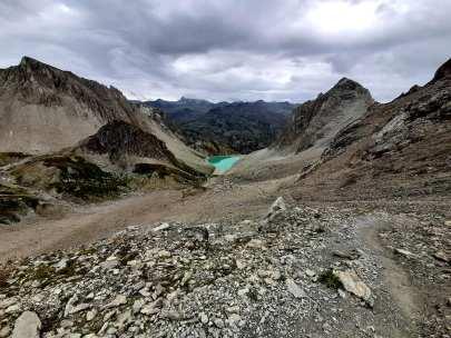 Lac de Beraude 0819