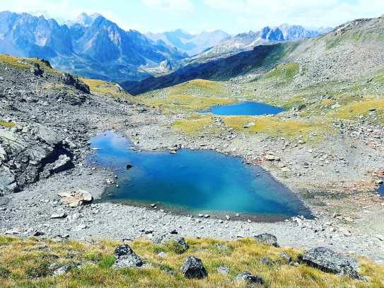 Lac de la Madeleine 0819